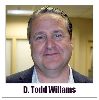 Advertise In Detroit D. Todd Williams