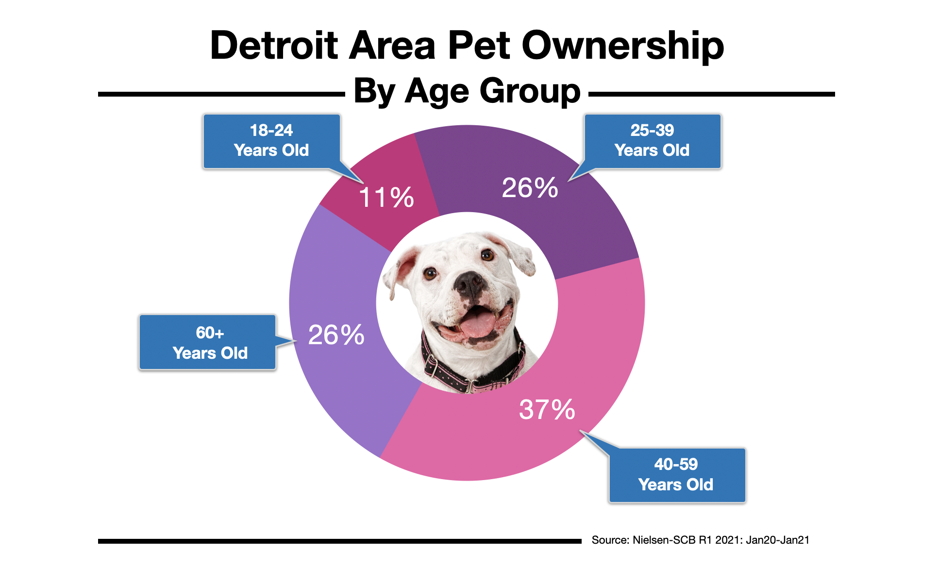 Advertise To Detroit Pet Owners